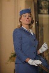 Margot Robbie in <i>Pan Am</i>.