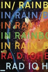 The cover for Radiohead's seventh studio album, <i>In Rainbows</i>, was created using wax and painting with syringes.