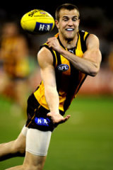 Delisted ... Beau Muston.