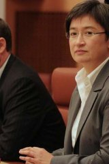 Finance Minister Penny Wong.