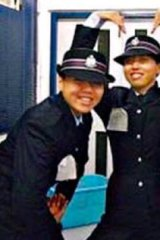 'Police will not tolerate any conduct that damages the force's reputation' ... Hong Kong police launch investigation into policewoman's personal blog.