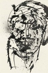 Psychic torment ... in <i>Bruised Head </i>1992, Arthur McIntyre refers to his struggle with bipolar disorder.