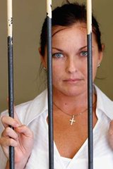 In need of work to secure parole: Schapelle Corby.