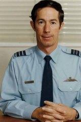 Courage under fire … Lynton Winn served with distinction in Vietnam.