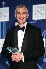 David Speers won for Most Outstanding Performance By A Broadcast Journalist.