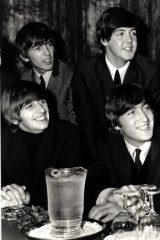 The Beatles turn on the charm in Australia in 1964.