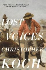 <i>Lost Voices</i>, by Christopher Koch.