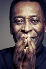 """All these years later I still can't separate my love for soccer from my love for [my father]"": Pelé."