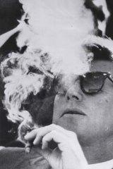 President Kennedy in 1963.