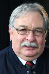 NSW RSL president Don Rowe.