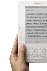The kindle book reader is changing the way people think of literature.
