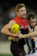 Melbourne's Colin Sylvia is on the move to Fremantle.