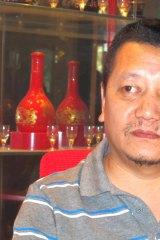 ''I'm not afraid of jail. I'm afraid of torture'' ... Wang Xiaoshan led a boycott campaign against a large dairy company.
