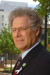 Justice Richard Refshauge.