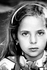 Body never found: Samantha Knight, who was nine when Michael Guider killed her in 1986.