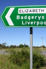 The new airport will open with a single runway: Badgerys Creek.