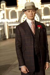 """Steve Buscemi plays Enoch """"Nucky"""" Thompson, a cunning little wharf rat bent on making his seaside resort the bootleg capital of America."""