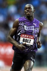 Future focus ... Usain Bolt says he will have to win gold in London to be confirmed as a legend.