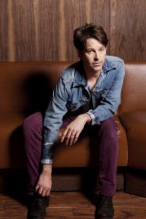 Bernard Fanning 'I was trying not to be the folky guy, I was looking to get away from being sensitive.'