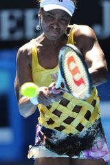 Venus Williams innovation.