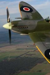 Buried teasure ... experts remain divided over whether Spitfires are buried in Burma.