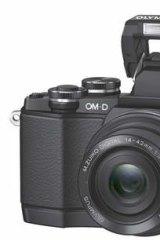 Olympus OMD E-M10.