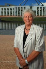 Attempting to re-enter local politics ... Joanna Gash.