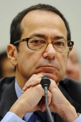 John Paulson's gold fund has lost 65 per cent of its value.