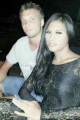 Marcus Volke and Mayang Prasetyo died in a horrific murder-suicide in inner Brisbane.