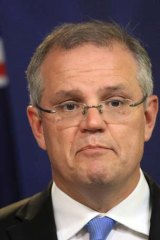 Brushed aside suggestions he opened the way to a flood of new skilled migrants on 457 visas: Immigration Minister Scott Morrison.