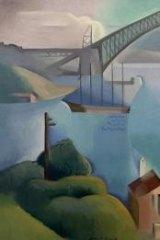 The Bridge, 1930, by Dorrit Black, Sydney.