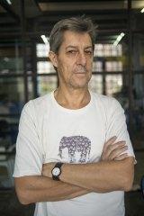 Senior editor at the <i>Myanmar Times</i> Geoffrey Goddard, 59, is a veteran Australian journalist.
