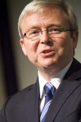 How a government under Kevin Rudd would look and operate is an open question.