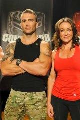 Michelle and commando dating site