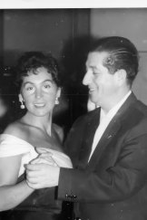 Lily Brett's parents, Max and Rose, in the 1960s.