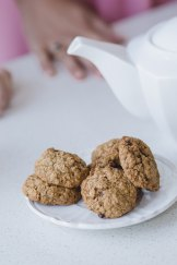 Lactation biscuits from Franjo's Kitchen.