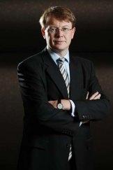 Ben Gray: TPG Australian chief.
