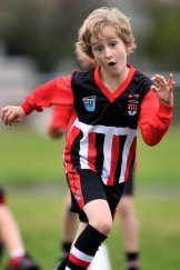 A player St Kilda City this week.