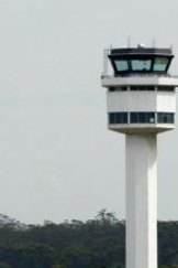 Planes went missing on radars in Europe this month. Pictured: an air traffic control tower.