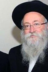 Knew of abuse: Rabbi Boruch Dov Lesches.