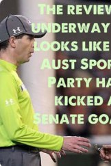 Australian Sports Party's website sums up the position like this.