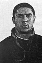 Suspected gunman Mehdi Nemmouche.