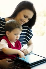Excessive screen time has been nominated by adults as the biggest health problem for children.