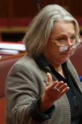 "The appoinment of only one woman to the new federal cabinet is ""embarrassing"": Sue Boyce."