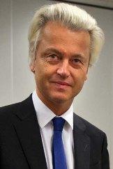 Dutch MP Geert Wilders.