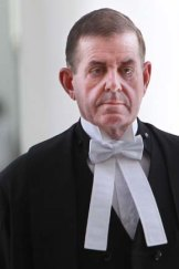 Not proposed for reinstatement ... Peter Slipper.