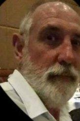 Townsville taxi driver Phil McNamara.