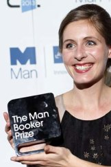 New Zealand writer Eleanor Catton won the Man Booker Prize award in 2013.