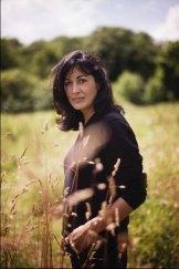 Author Polly Samson.