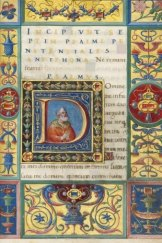 Illuminated <i>Book of Hours</i> c.1494-1503.  Donated by George Reid.